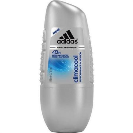 Adidas Climacool 48ч антиперспирант ролик для мужчин 50 мл adidas climacool дезодорант антиперспирант ролик для женщин 50 мл