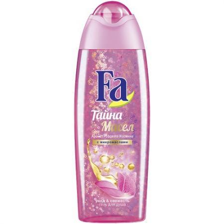 FA Крем-гель для душа Natural & Fresh Жасмин 250мл набор fa греческий йогурт гель д душа 250мл мыло 2шт х90г