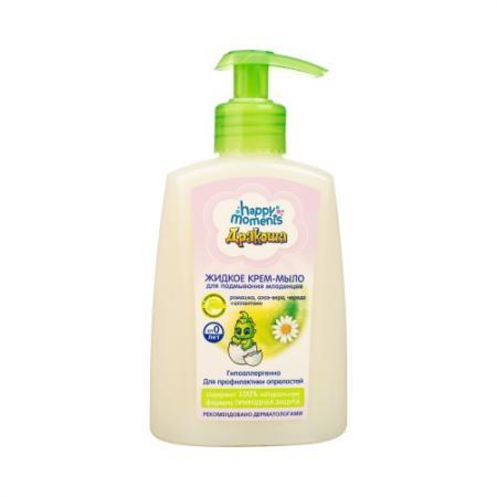 ДРАКОША Крем-мыло для подмывания младенцев жидкое 250мл dove жидкое крем мыло прикосновение свежести 250мл