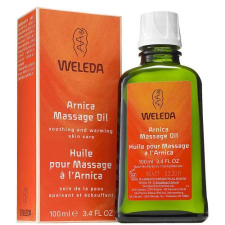 WELEDA Массажное масло с арникой 200 мл масло weleda массажное масло арника 50 мл