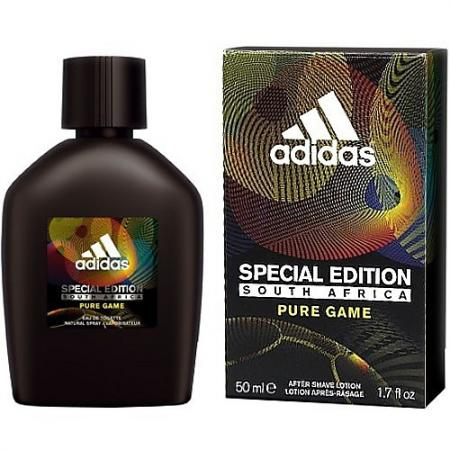 Adidas Pure Game лосьон после бритья 50мл лосьоны после бритья adidas лосьон после бритья adidas pure game 100 мл