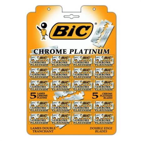 Сменная кассета BIC Chrome platinum 100