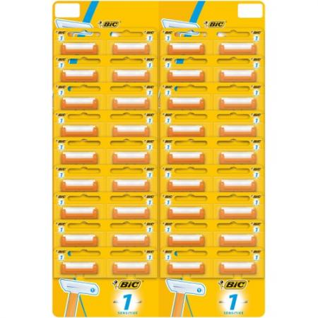 Бритвенный станок BIC Sensitive 36 бритвенный станок bic solleil bella 1
