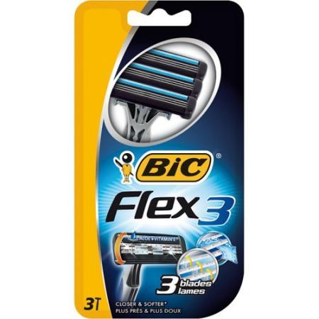 Бритвенный станок BIC Flex 3 3