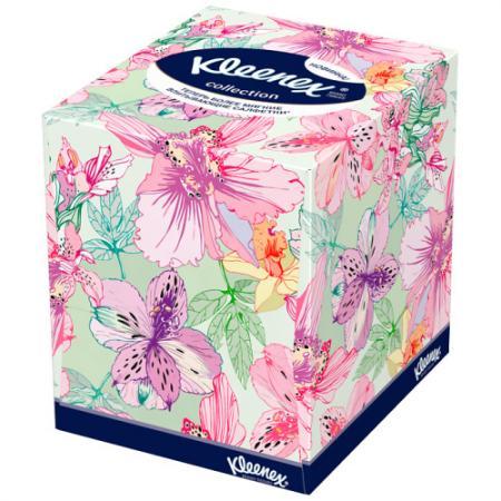 Салфетки Kleenex Collection 100 шт 2-ух слойная 9480505 200pcs lot ams1117 2 5 ams1117 2 5v 2 5v 1a voltage regulator ldo sot 223
