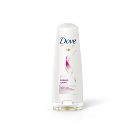 DOVE Бальзам-ополаскиватель Hair Therapy Сияние цвета 200мл все цены