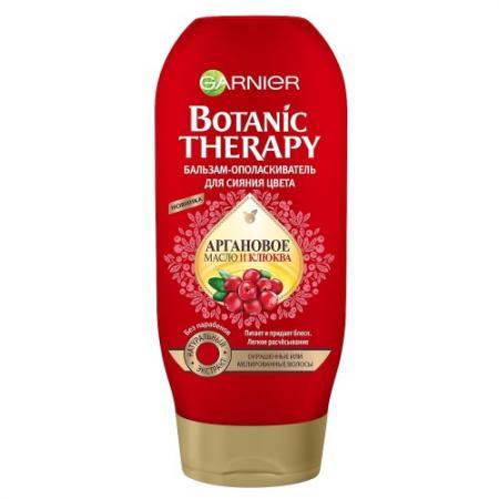 GARNIER Botanic Therapy Бальзам Клюква и аргановое масло 200мл