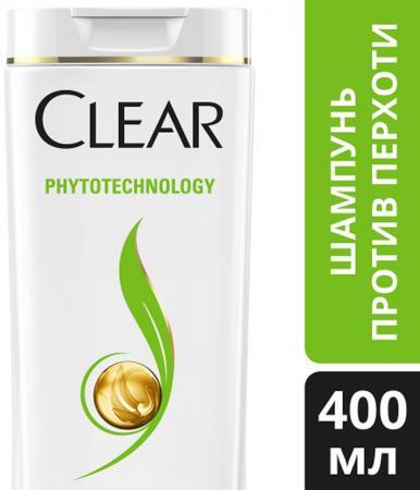 Шампунь Clear Phytotechology 400 мл
