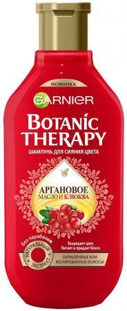 Шампунь Garnier Botanic Therapy Аргановое масло и клюква 400 мл