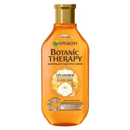 GARNIER Botanic Therapy Шампунь Камелия  аргановое масло 400мл