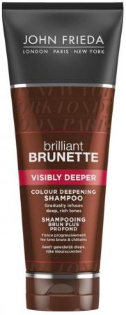 Шампунь John Frieda Brilliant Brunette Visibly deeper 250 мл