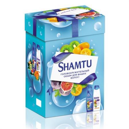Набор Shamtu Экстракт фруктов подарочный