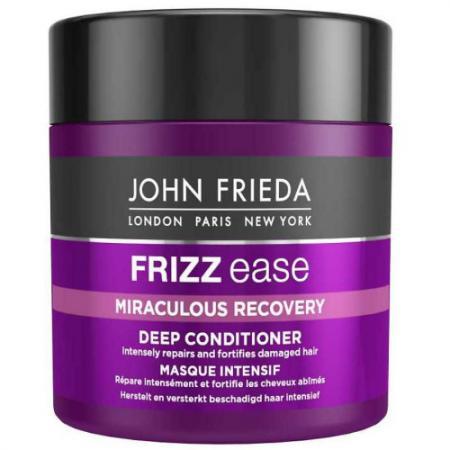 Frizz Ease MIRACULOUS RECOVERY Интенсивная маска для укрепления волос 150 мл john frieda сыворотка для интенсивного ухода за непослушными волосами frizz ease miraculous recovery 50 мл