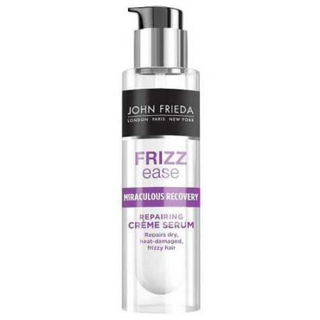 Frizz Ease MIRACULOUS RECOVERY Сыворотка для интенсивного ухода за непослушными волосами 50 мл john frieda сыворотка для интенсивного ухода за непослушными волосами frizz ease miraculous recovery 50 мл