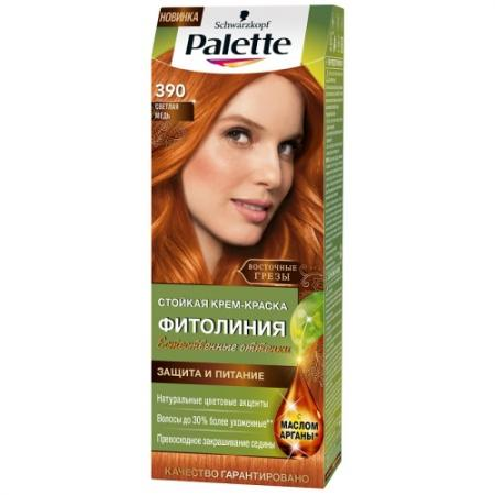 PALETTE ФИТОЛИНИЯ 663 Пряный эспрессо 110 мл palette фитолиния 500 темно русый110 мл