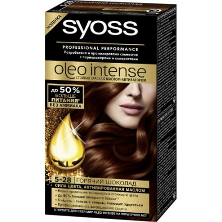 SYOSS Oleo Intense Краска для ...