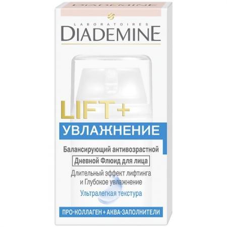 DIADEMINE LIFT Увлажнение Дневной Флюид НОВИНКА diademine lift увлажнение дневной флюид новинка