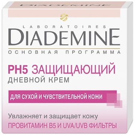 DIADEMINE Крем Дневной Защита и увлажнение Основная программа 50мл