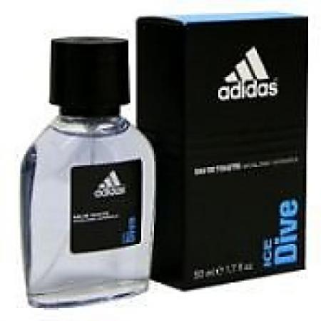 Adidas Ice Dive туалетная вода для мужчин 100мл цена