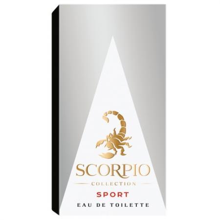 Scorpio Антиперспирант-аэрозоль Sport 150мл