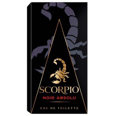 Scorpio Антиперспирант-аэрозоль Noir Absolu 150мл антиперспирант аэрозоль sport scorpio 150 мл