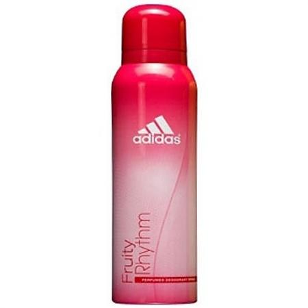 Adidas Fruity Rhythm парфюмированный дезодорант-спрей для женщин 150 мл adidas дезодорант спрей для мужчин pure game 150 мл