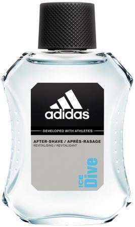 Adidas Ice Dive лосьон после бритья 50 мл get ready 50 мл adidas get ready 50 мл
