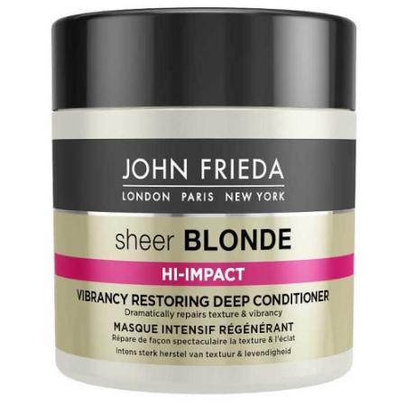 Sheer Blonde HI-IMPACT Маска для восстановления сильно поврежденных волос 150 мл lace up sheer tank top