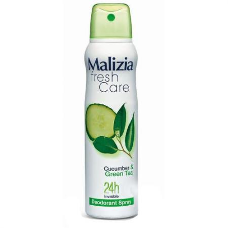 Дезодорант-антиперспирант Malizia Cucumber&Green tea 150 мл антиперспирант maxim dabomatic 30% дезодорант максим