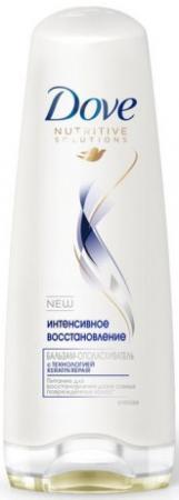 DOVE HairTherapy Бальзам-ополаскиватель Интенсивное восстановление 200мл