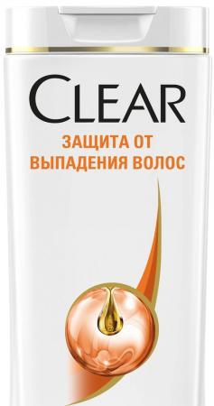 CVA Шампунь против перхоти для женщин Защита от выпадения волос 200мл шампунь clear v a защита от выпадения волос д муж 400мл от