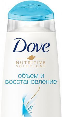 DOVE HairTherapy Шампунь Объем и восстановление 250мл