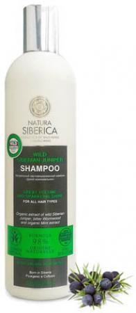 Natura Siberica Шампунь для волос Дикий можжевельник 400мл