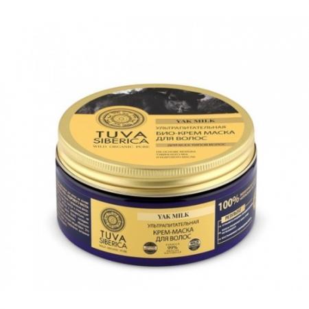 Natura Siberica TuvaБИО-крем-маска для волос ультрапитательная 300 мл