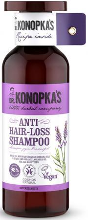 Dr.KONOPKA`S Шампунь против выпадения волос 500 мл