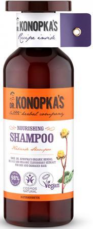 Dr.KONOPKA`S Шампунь для волос питательный 500 мл