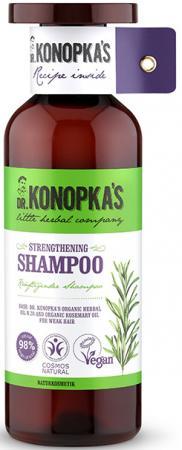 Dr.KONOPKA`S Шампунь для волос укрепляющий 500 мл