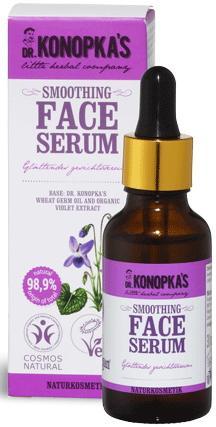 Dr.KONOPKA`S Сыворотка для лица «Разглаживающая» 30 мл compliment спрей сыворотка разглаживающая с эффектом ламинирования 200 мл