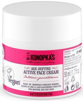 Dr.KONOPKA`S Крем для лица от первых признаков старения 50 мл крем для лица matis 50 мл предотвращающий появление первых признаков старения для норм и сух к