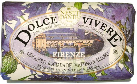 Мыло твердое Nesti Dante Florence / Флоренция 250 гр 1318106