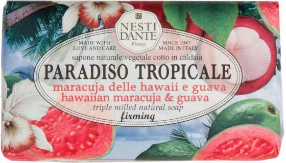 Мыло твердое Nesti Dante Hawaiian Maracuja & Guava / Гуава и Маракуя 250 гр 1333106 цена 2017