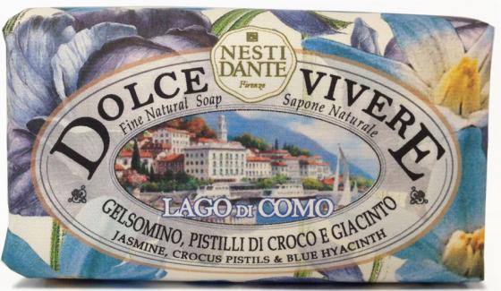 Мыло твердое Nesti Dante Lago Di Como / Лаго ди Комо 250 гр 1337106 перри комо perry como the classic christmas album