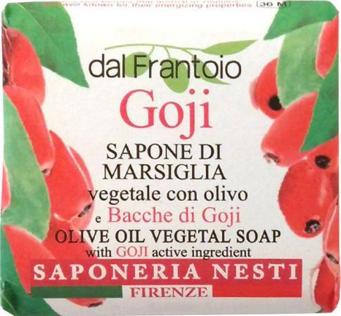 Мыло твердое Nesti Dante Goji / Годжи 100 гр 1963112