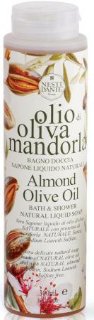 Гель для душа Nesti Dante Almond olive oil / С миндалем и оливковым маслом миндаль оливковое масло 3