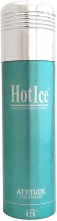 Дезодорант женский Hot Ice Attitude 200 мл mini ice pack hot water bag