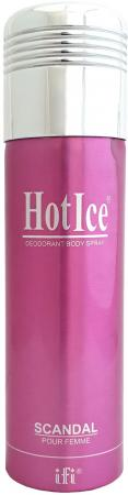 Дезодорант женский Hot Ice Scandal 200 мл 215998 mini ice pack hot water bag