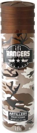 Дезодорант мужской Rangers Artillery 200 мл 214086 kingston frontenacs at kitchener rangers