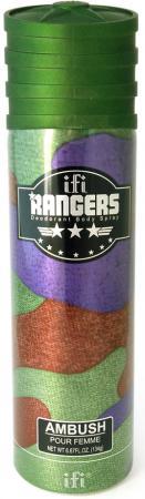 Дезодорант женский Rangers Ambush 200 мл 214091 kingston frontenacs at kitchener rangers