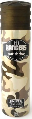 Дезодорант мужской Rangers Sniper 200 мл 214081 kingston frontenacs at kitchener rangers