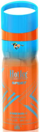 Дезодорант мужской Hot Ice Sport Knockout 200 мл 215981 mini ice pack hot water bag
